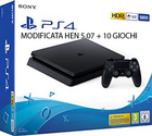 PS4 - SONY PS4 NUOVA 500GB MODIFICATA